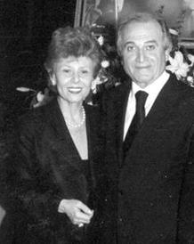 Elza and Haig Didizian