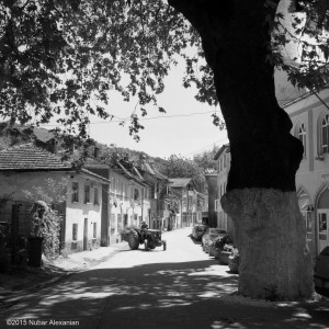 Village of Chengiler in Yalova Province where Nubar Alexanian's grandmother was deported with her family in 1917.