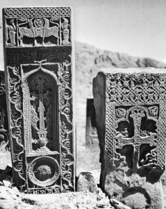 Khachkars from Julfa