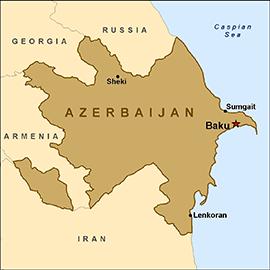 map-azerbaijan