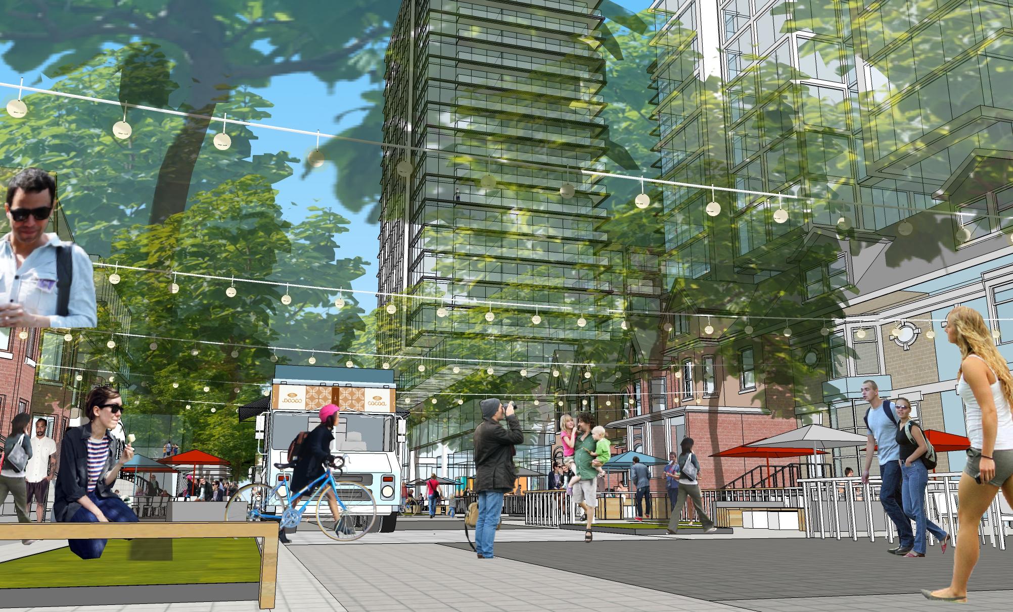 *Westbank's updated landscape plans   Mirvish Village Task ...