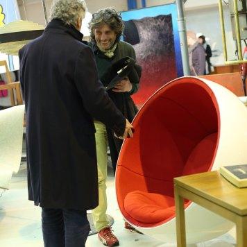 Inspiratie bij Design Icons in Amsterdam