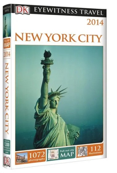 DK Eyewitness Guide to New York City