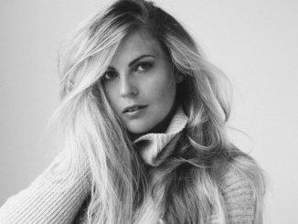 Titel Model KristinaDiener photo by LilyCummings