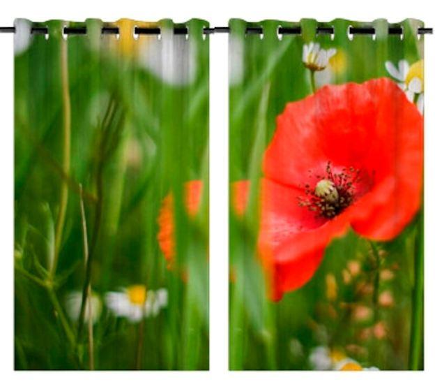 tenture-photo-fleur