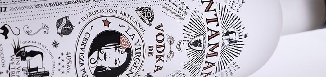 Vodka Cerveza Santamania