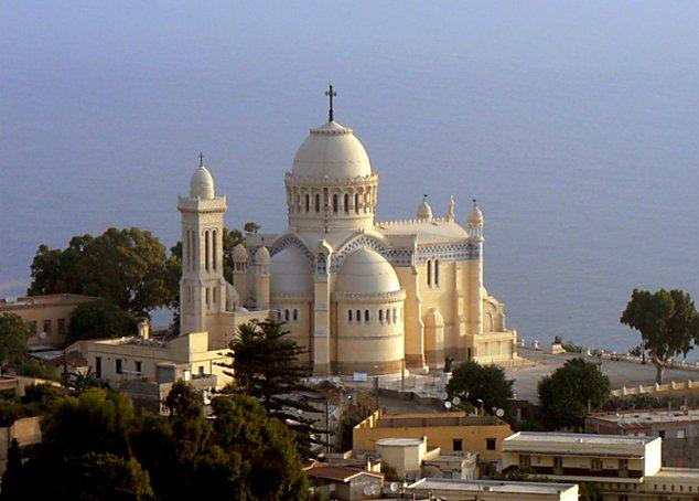 Notre-Dame Afrique Algeri