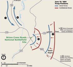 Battle of Brice's Cross Roads