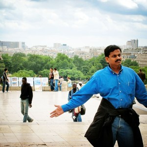 indian tourists doing this, all the time.