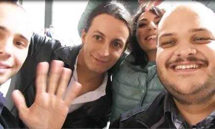 VIDEO SERVIZIO: Il nostro primo video  in giro per Milano