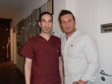 Dr. med. Afschin Fatemi (ärztlicher Leiter S-thetic Clinics & bekannter ästhetischer Chirurg ) – Special Friend of Mister UniQue