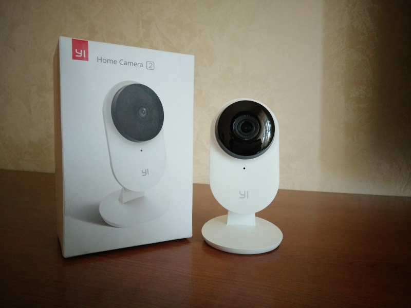 Unboxing e panoramica della Xiaomi Yi Home Camera 2