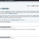 Tiki Wiki 6.3