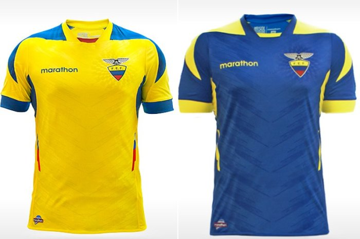 Ecuador - Home and Away