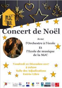 Concert de noel 2017 bis
