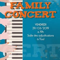 concert family
