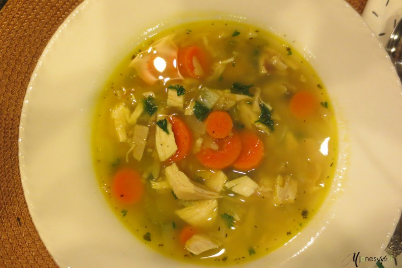 #chicken soup