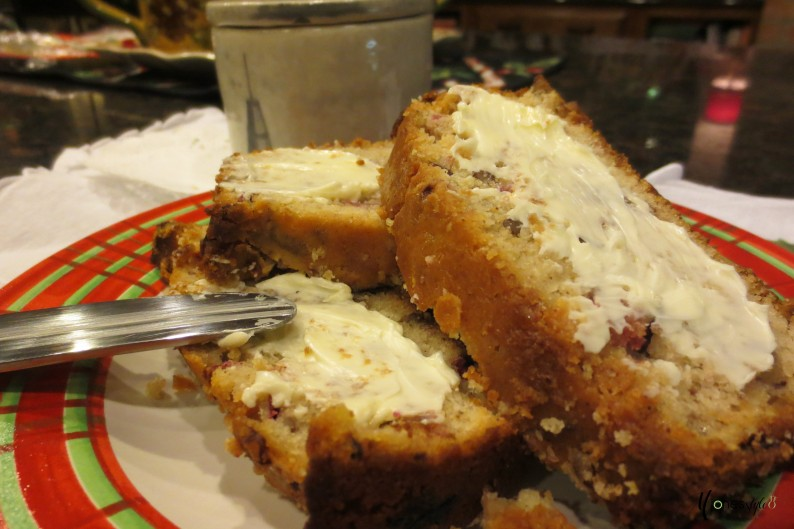 #persimmon bread butter bell