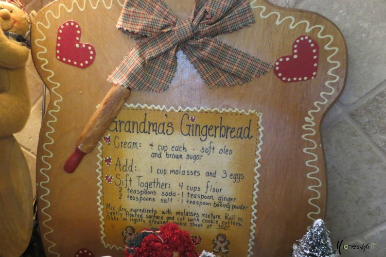 #gingerbread recipe