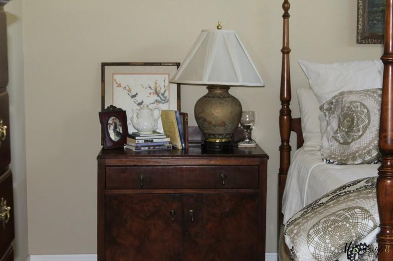 #vintagenightstand#vintagebedroom