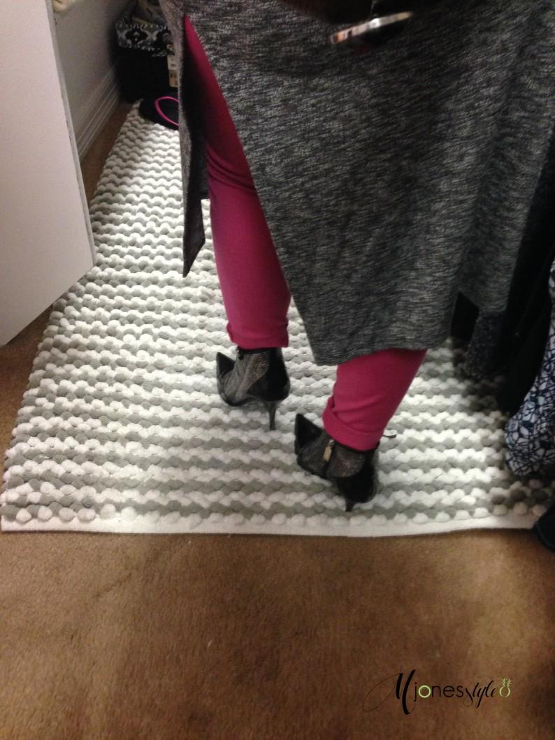 #pinkleggings