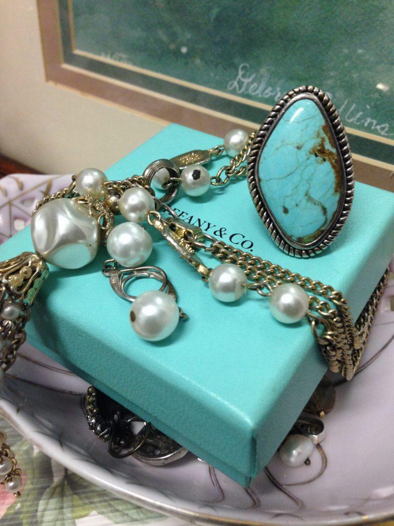 #vintagepearljewelry