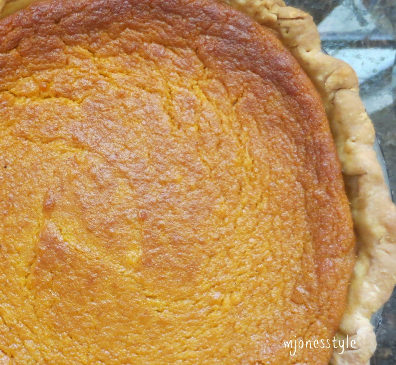 #sweetpotatopie