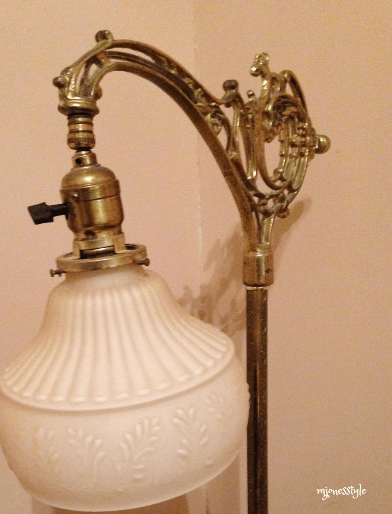 #vintagepolelamp