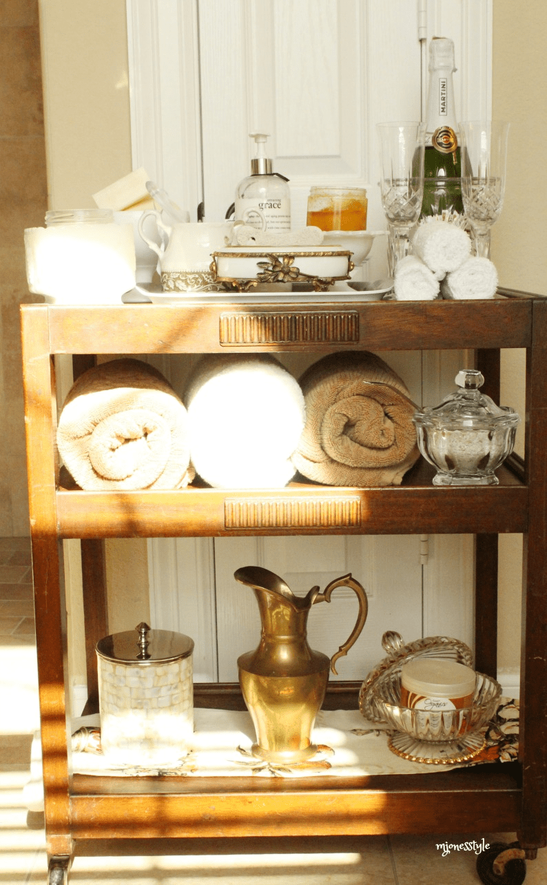 #teacart #bathbarcart #barcart