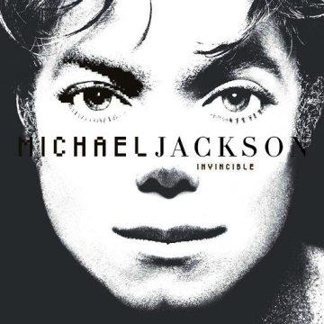 00_ Michael Jackson - Invincible - Front
