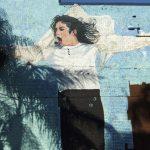 * Hollywood MJ mural 2011