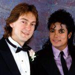 Michael with John Branca