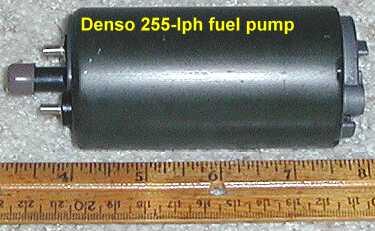Denso 255 lph pump 1