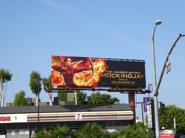 #MFCityReport LA :: The Hunger Games: Mockingjay Part 2 by Daily Billboard