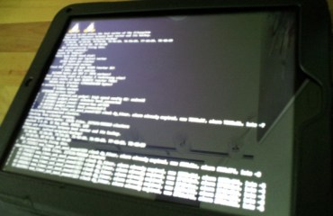 Touchpad CM7