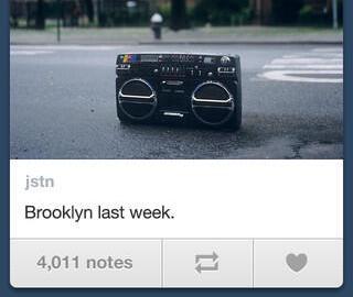 Tumblr 3.0 für das iPhone