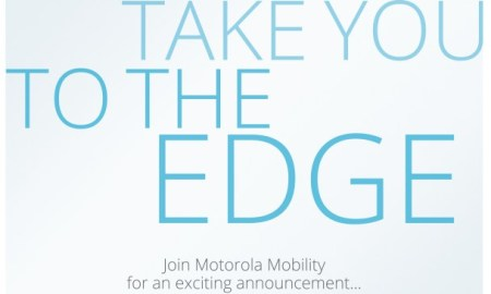 Save the Date for Motorola
