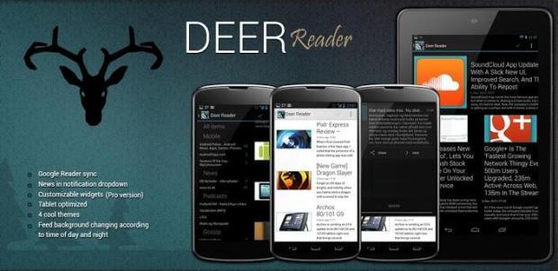 deer reader header