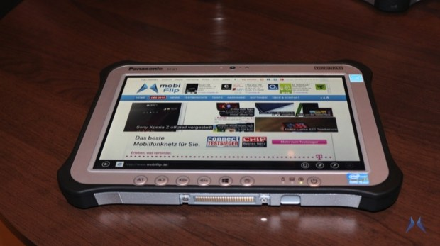 Panasonic TOUGHPAD Header IMG_1161