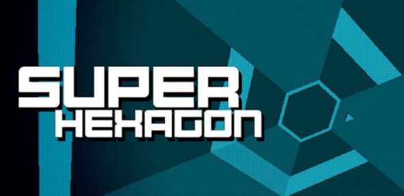 super hexagon header