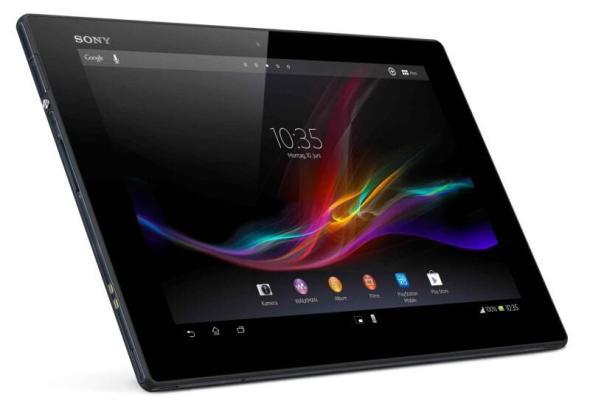 Sony_Xperia Tablet Z