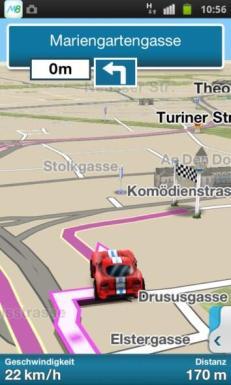 Telmap M8 Android Navigation 3