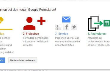 google plus forms