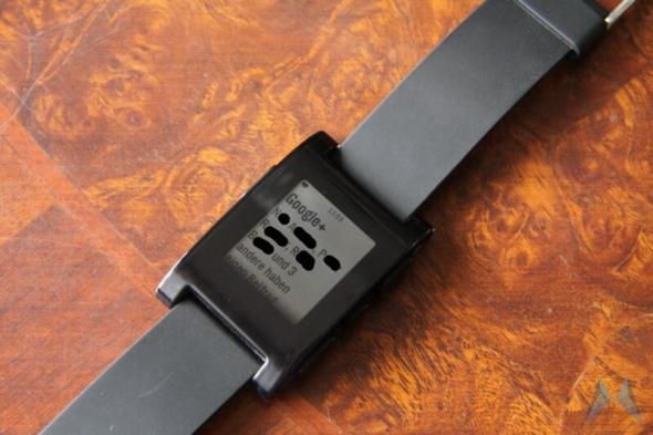 Pebble Smartwatch (4)