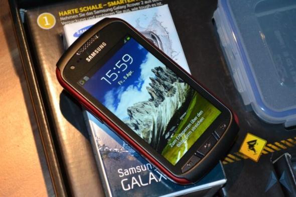 Samsung Galaxy Xcover 2  (5)
