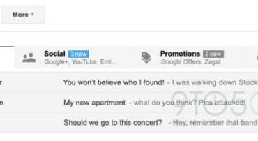 gmail kategorien