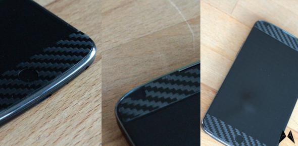 SKINIT Folie Nexus 4