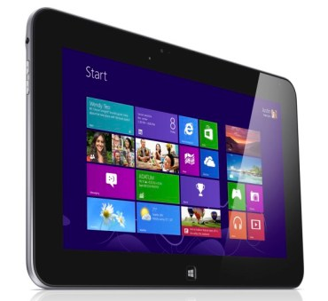 Dell XPS 10 tablet computer.