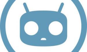 cyanogenmod logo