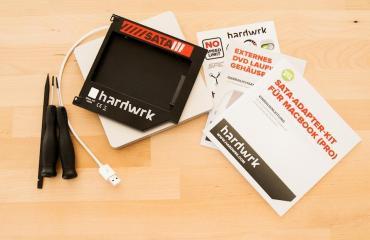 hardwrk SATA 3 Kit